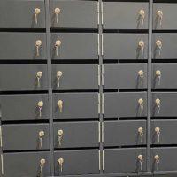 Security lockers
