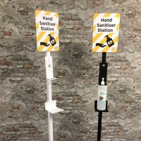 Custom brackets and signage