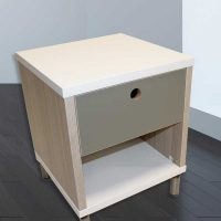Bedside-1-drawer-natural-and-white